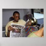 Kobe Bryant | Reading the Headlines Print