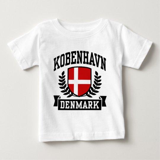 Kobenhavn Baby T-Shirt