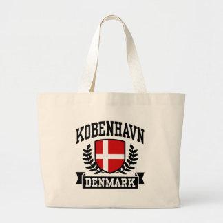 Kobenhavn Jumbo Tote Bag