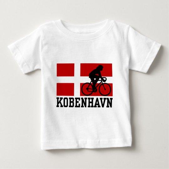 Kobenhavn (female) baby T-Shirt