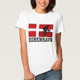 Kobenhavn (female) tee shirt
