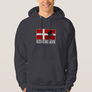 Kobenhavn (male) hoodie