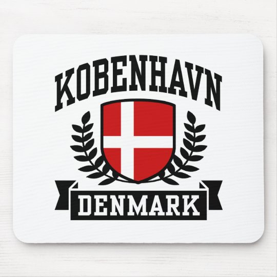 Kobenhavn Mouse Pad
