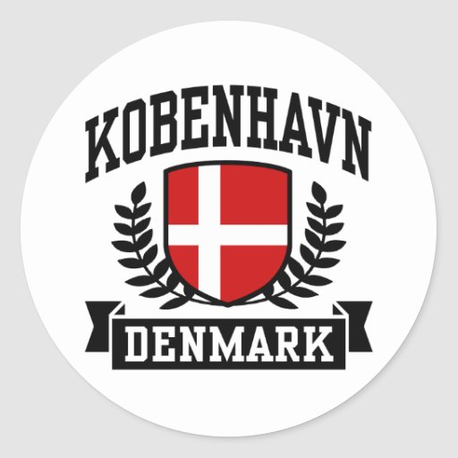 Kobenhavn Stickers