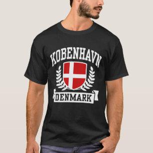 5727903d9efc Kobenhavn T-Shirts - T-Shirt Design   Printing