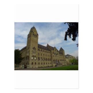 Koblenz Amtsgericht / Hall of Justice Postcard