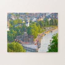 Koblenz City Germany. Jigsaw Puzzle