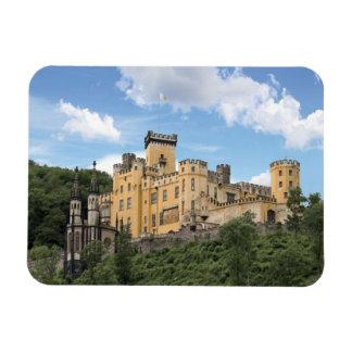 Koblenz, Germany, Stolzenfels Castle, Schloss Magnet