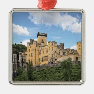 Koblenz, Germany, Stolzenfels Castle, Schloss Metal Ornament