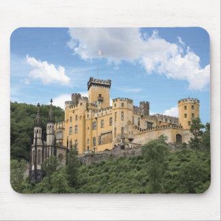 Koblenz, Germany, Stolzenfels Castle, Schloss Mouse Pad