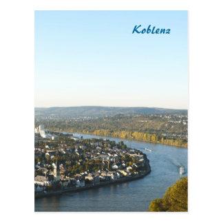 Koblenz Post Cards