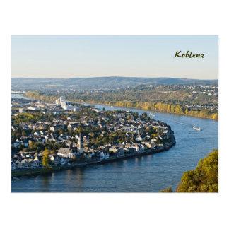 Koblenz Postcard