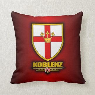 Koblenz Throw Pillow