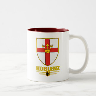 Koblenz Two-Tone Coffee Mug