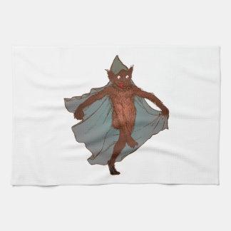 Kobold dwarf goblin imp hand towel