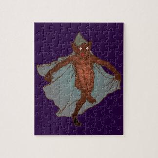 Kobold dwarf goblin imp jigsaw puzzle