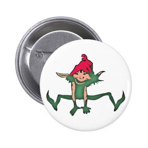 Kobold imp pinback buttons