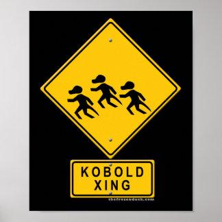 Kobold XING Posters