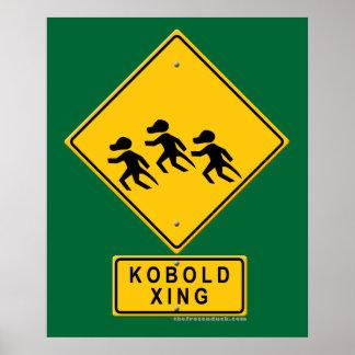 Kobold XING Print