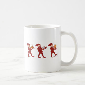 Kobolde of gnomes imps goblins gnomes coffee mug