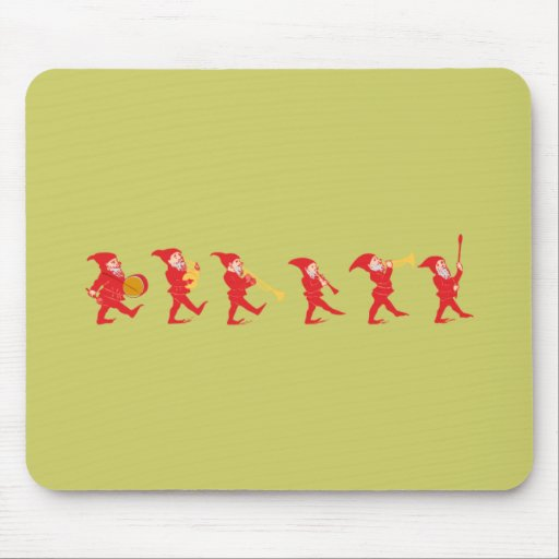Kobolde of gnomes imps goblins gnomes mouse pad