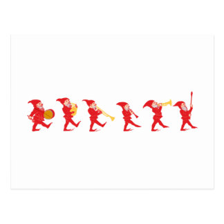 Kobolde of gnomes imps goblins gnomes postcard