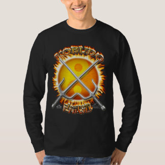 Kobudo Front Dark Long Sleeve Shirt