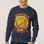 Kobudo Front Dark Sweatshirt
