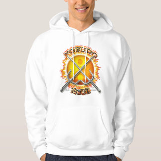 Kobudo Front Hooded Sweatshirt
