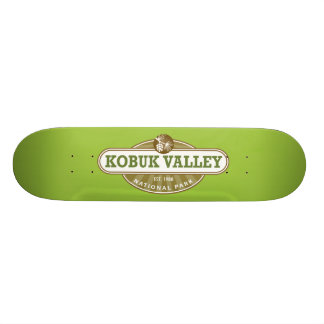 Kobuk Valley National Park Skateboard