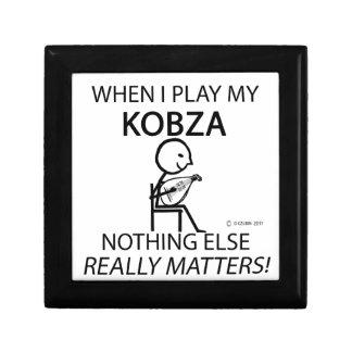 Kobza nada materias otras cajas de recuerdo
