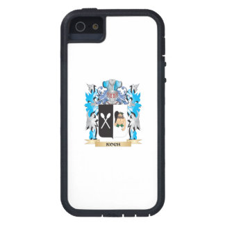 Koch Coat of Arms - Family Crest iPhone 5 Case