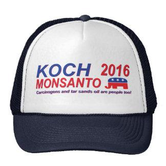 Koch Monsanto 2016 Hat