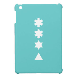 Koch Snowflakes Cover For The iPad Mini