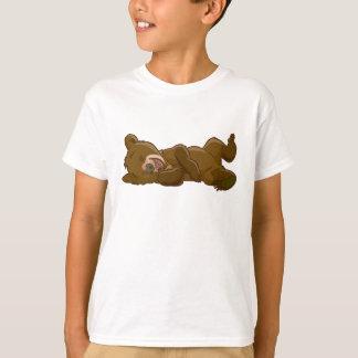 Koda del oso de Brother que ríe Disney Playera
