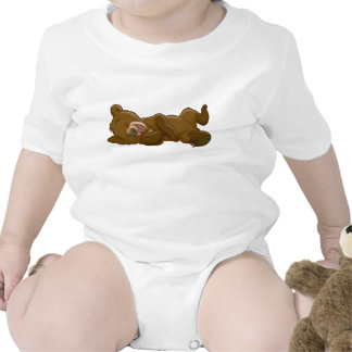 Koda del oso de Brother que ríe Disney Trajes De Bebé