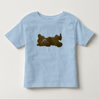 Koda del oso de Brother que ríe Disney Playera De Bebé