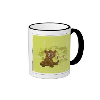 Koda del oso de Brother que sienta Disney Taza