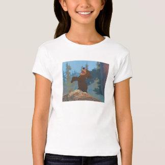 Koda Disney de grito del oso de Brother Camisas