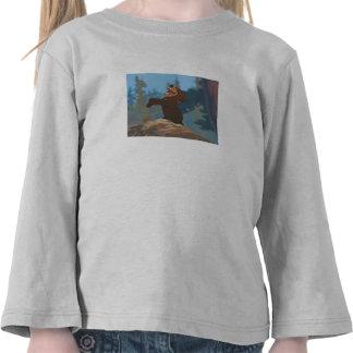 Koda Disney de grito del oso de Brother Camisetas