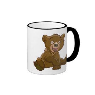 Koda Disney del oso de Brother Tazas De Café