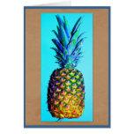Kodachrome pineapple greeting cards