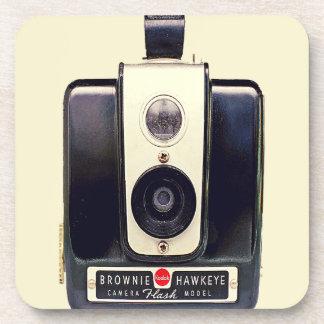 Kodak brownie camera coaster
