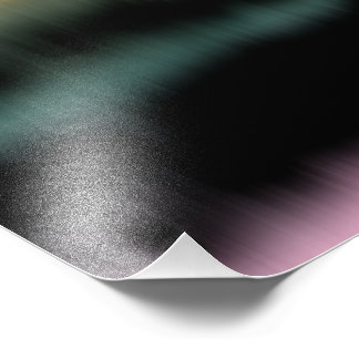 Kodak Paper Print, Digital Tie Dye Photo Print