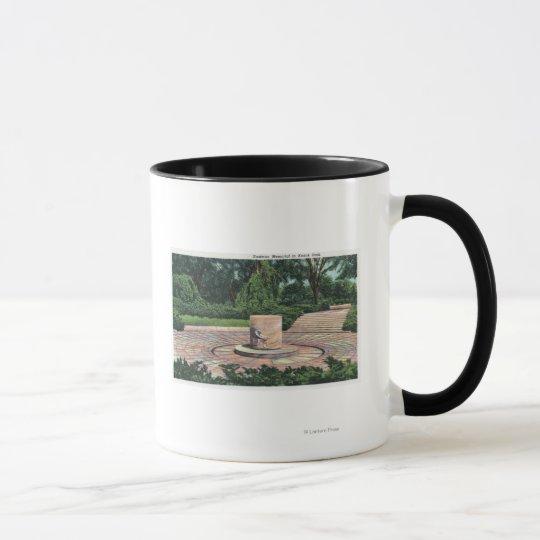 Kodak Park View of Eastman Memorial Mug