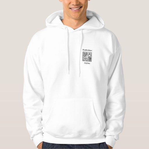 Kodenkan Jujitsu Hooded Sweatshirt