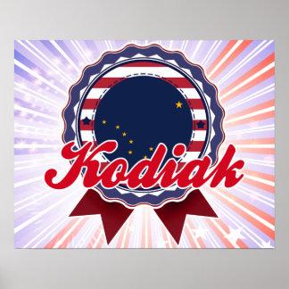 Kodiak, AK Impresiones