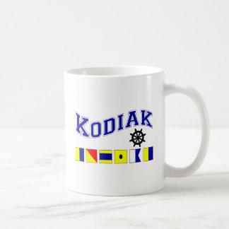 Kodiak, Alaska Coffee Mug
