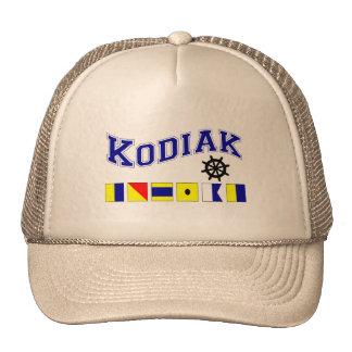 Kodiak, Alaska Gorras De Camionero