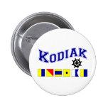 Kodiak, Alaska Pin